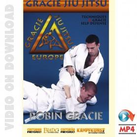 Gracie Jiu Jitsu Throws & Self-defense