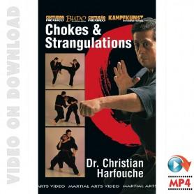 Shoryn Ryu Tai Jitsu Estrangulaciones