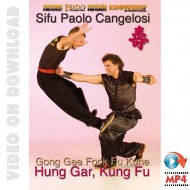Hung Gar Kung Fu Gong Gee Fook Fu Kune Form