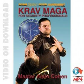 Krav Maga pour Professionnels de la Sécurité