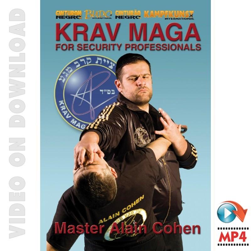 Krav Maga per i professionisti della sicurezza