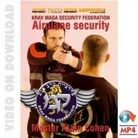 IDS Krav Maga Airplane Security