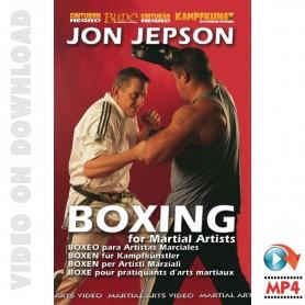 Boxe pour Artistes Martiaux