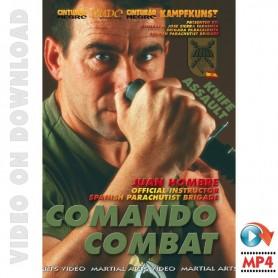 Commando Combat Ataques con Cuchillo