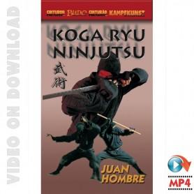 Koga Ryu Ninjutsu - Mãos nuas