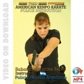American Kenpo Karate Police Instruction