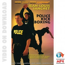 Police Defense Kick Boxing