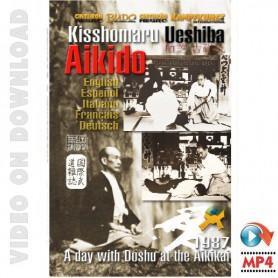 Aikido Kisshomaru Ueshiba Interview & Technique