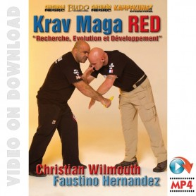 Krav Maga RED Recherche et Développement