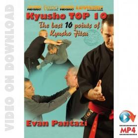 Kyusho Jitsu Los mejores 10 puntos Kyusho