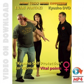 Kyusho Defensa Personal Femenina