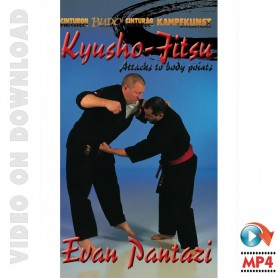 Kyusho Jitsu Points on the Body
