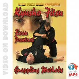 Kyusho Jitsu Grappling Methoden
