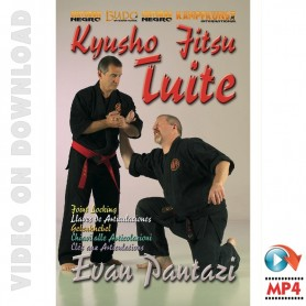 Kyusho Jitsu Tuite Joint Locking