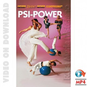 Psi Power for Martial Artists