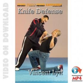 Ling Gar Kung Fu Knife Defense