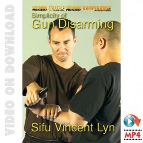 Ling Gar Kung Fu Gun Disarming