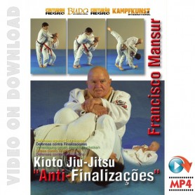 Kioto Jiu Jitsu Defenses against submissions