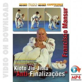 Kioto Jiu Jitsu Defenses against submissions