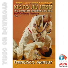 Kioto Jiu-Jitsu Defensa Personal Vol1