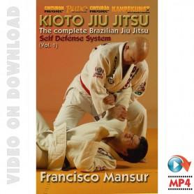 Kioto Jiu-Jitsu Self Defense Vol 1