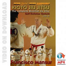 Kioto Jiu-Jitsu Defensa Personal Vol2