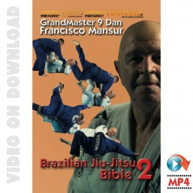 Brazilian Jiu-Jitsu Bible vol 2