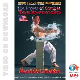 La potenza del Combat Taekwondo
