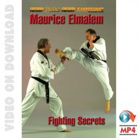 跆拳道對戰的秘密