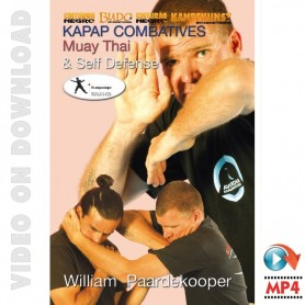 Kapap Combatives Muay Thai Self Defense