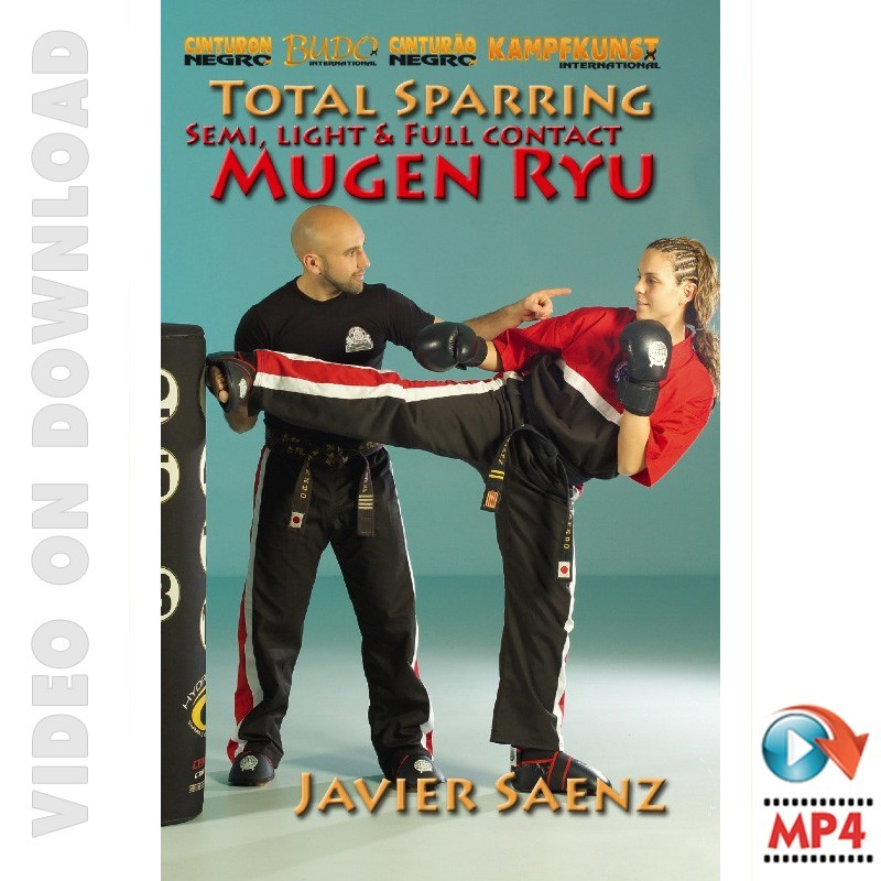 Download DVD Total sparring Semi, light & Full Contact