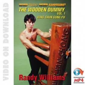 Wing Chun Wooden Dummy Form Part 1