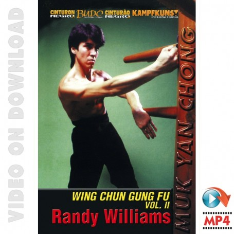 Wing Chun Wooden Dummy Form Part 2