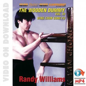 Wing Chun Wooden Dummy Form Part 3