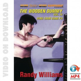 Wing Chun Wooden Dummy Form Part 4