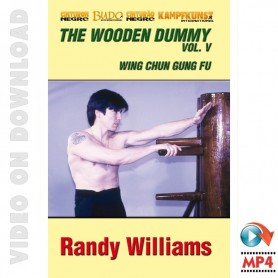 Wing Chun Wooden Dummy Form Basic Drills