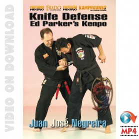 Kenpo Defensa de cuchillo