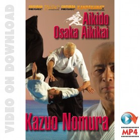 Aikido Osaka Aikikai Vol 1