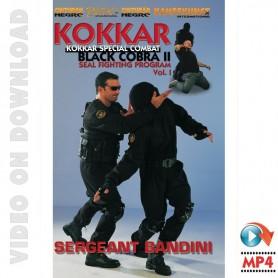 Kokkar Especial Combat Black Cobra II Vol 1