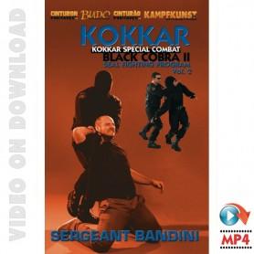 Kokkar Special Combat Black Cobra II Vol 2