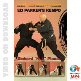 Ed Parkers Kenpo Planas Lineage