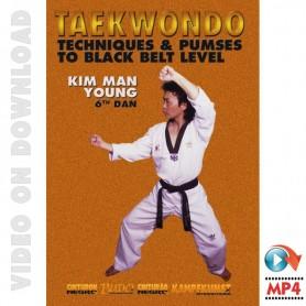 Taekwondo Basic Poomsae