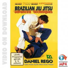 Brazilian Jiu Jitsu Advanced Techniques Vol 1