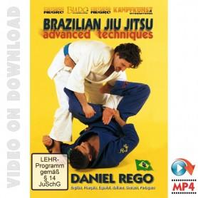 Brazilian Jiu Jitsu Advanced Techniques Vol 1
