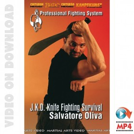 JKD Knife Fighting Survival