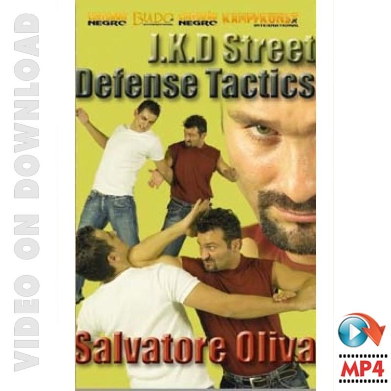 JKD Street Defense Tactics