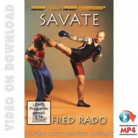 Savate French Boxing