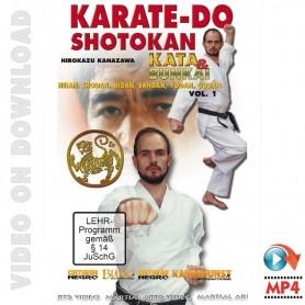Shotokan Karate Kata Bunkai Vol1