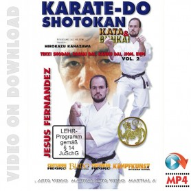 Karate-do Shotokan Kata y Bunkai Vol2