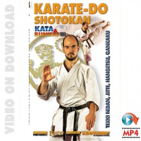 Karate-do Shotokan Kata & Bunkai Vol3